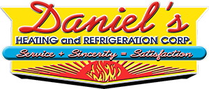 Daniel's Heating and Refrigeration Corp. logo